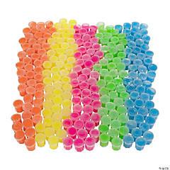 Bulk Mini Colorful Slime - 240 Pcs.
