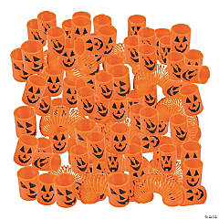 Bulk Mini Jack-O'-Lantern Magic Springs