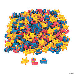 Bulk Mini Western Erasers - 300 Pc.