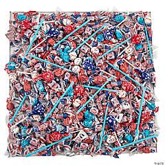 Bulk Patriotic Candy Assortment - 1000 pc.
