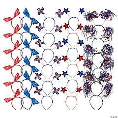 Bulk Patriotic Head Bopper Assortment