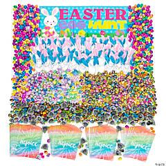 Bulk Premium Religious Easter Egg Hunt Kit for 100