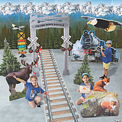 Bulk Railroad VBS Kit for 48