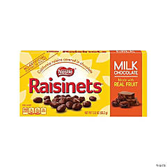 Bulk Raisinets Candy Theater Box - 15 Boxes