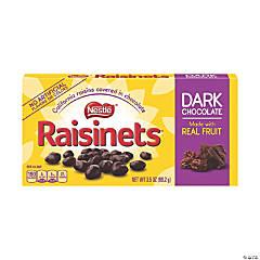 Bulk Raisinets Dark Chocolate Theater Box - 15 Boxes