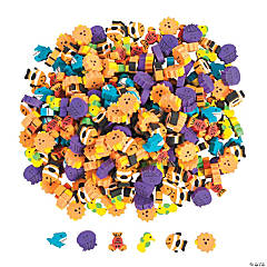Bulk Sea Life Eraser Assortment - 300 Pc.