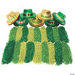 Bulk St. Patrick's Day Necklace & Hat Assortment