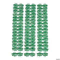 Bulk St. Patrick's Day Shamrock Shutter Glasses - 72 Pc.