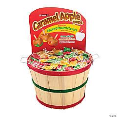 Bulk Tootsie® Apple Orchard Pops Basket - 990 Pc.