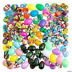Bulk Toy-Filled Easter Egg Assortment - 1000 Pc.