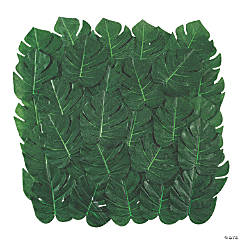 Bulk Tropical Leaves - 96 Pc.