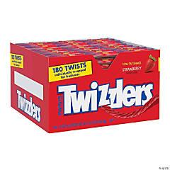 Bulk Twizzlers® Twists Licorice Candy
