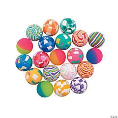Bulk Vending Assorted Bouncing Balls - 44mm