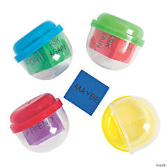 Bulk Vending Machine Capsules Decision Maker Dice - 2