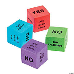 Bulk Vending Machine Decision Maker Dice