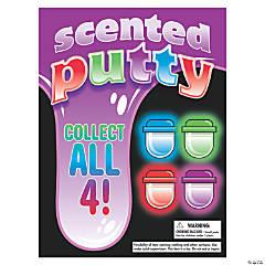 Bulk Vending Machine Display Cards Scented Putty