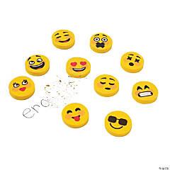 Bulk Vending Machine Emoji Erasers