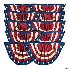Bulk Vintage Americana Bunting