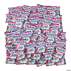 Bulk Welch's® Fruit Snacks Berries & Cherries Gummy Candy Packs