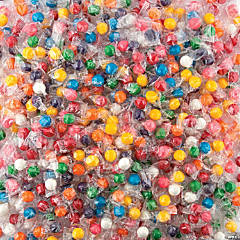 Bulk Wrapped Gumball Assortment - 700 Pc.
