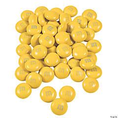 Bulk Yellow M&Ms® Chocolate Candies