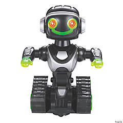 Bump-'N-Go Electronic Robot Toy