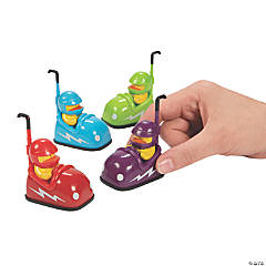 Bumper Car Duck Pull-Back Toys