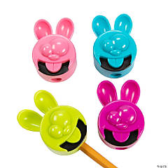Bunny Mouth Pencil Sharpeners