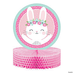 Bunny Party Honeycomb Centerpiece