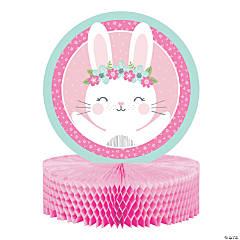 Bunny Party Honeycomb Centerpiece