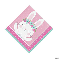 Bunny Party Luncheon Napkins