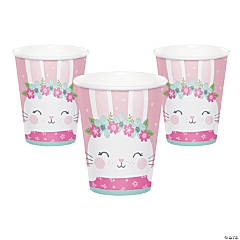 Bunny Party Paper Cups