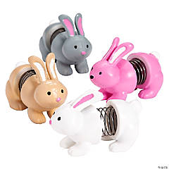 Bunny Spring Characters