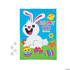 Bunny Tails Toss Game