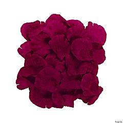 Burgundy Rose Petals - Less than Perfect