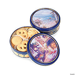 Butter Cookie Tins