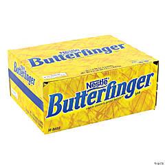 BUTTERFINGER Candy Bar, 1.9 oz, 36 Count