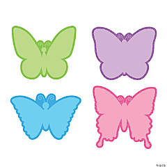 Butterfly Bulletin Board Cutouts