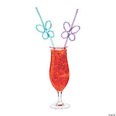 Butterfly Silly Straws