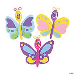 Butterfly Spoon Craft Kit