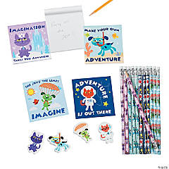 Buy All & Save Adventure Pet Stationery Pack