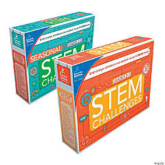 Buy All & Save Carson-Dellosa<sup>®</sup> STEM Challenges Learning Cards Grades 2-5
