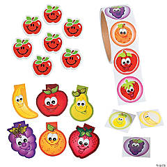 Buy All & Save Fun Fruits Stationery