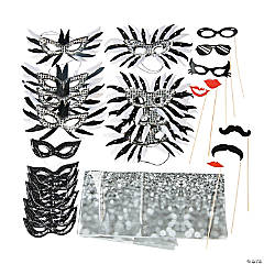 Buy All & Save Sparkle Photo Booth Kit