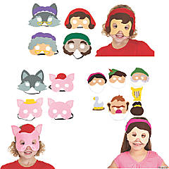 Buy All & Save Storytelling Masks
