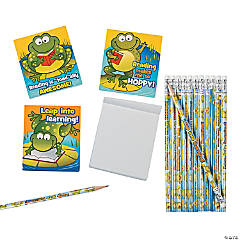 Buy Both & Save Frog Stationery Pack