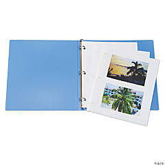 C-Line® Redi-Mount Photo Mounting Sheets, 50 Pk