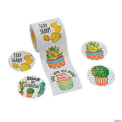 Cactus & Succulents Stickers