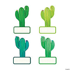 Cactus Bulletin Board Cutouts