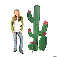 Cactus Grouping Stand-Up